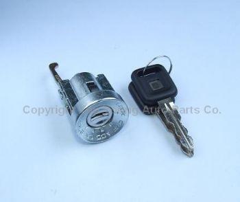 Ignition Lock Cylinder Ye 09703k Yau Young Auto Parts